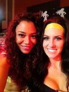 Keta Rush & Santana Garrett