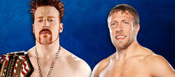 WM 27 Sheamus v Bryan