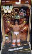 WWE Legends 4 Ultimate Warrior