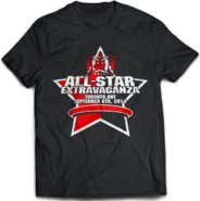 ALL STAR EXTRAVAGANZA 6 EVENT T-SHIRT
