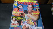 New Wave Wrestling - April 2002