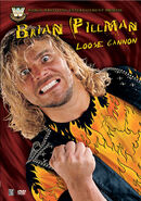Brian Pillman Loose Cannon DVD cover