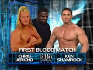 Chris Jericho Ken Shamrock