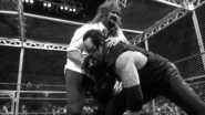Mankind vs The Undertaker Hell in a Cell Match King of the Ring 1998 29