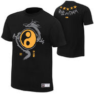 Rob Van Dam Five Star T-Shirt