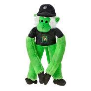 John Cena Neon Plush Monkey