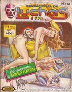 Sensacional de Luchas 178