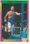 1995 WWF Wrestling Trading Cards (Merlin) Jerry Lawler 118