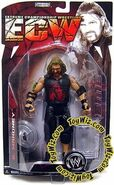 ECW Wrestling Action Figure Series 2 Balls Mahoney