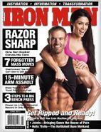 Iron Man Magazine - April 2013