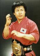 Lee Gak Soo