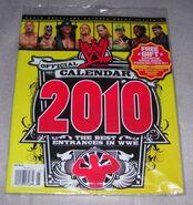 2010 Official WWE Magazine Calendar