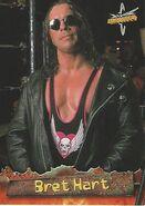1999 WCW Embossed (Topps) Bret Hart 26