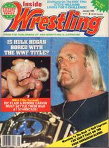Inside Wrestling - January 1988