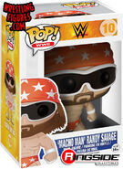 Pop WWE Vinyl - Macho man