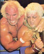Superstar Billy Graham vs Dusty Rhodes