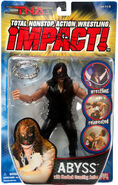 TNA Wrestling Impact 1 Abyss