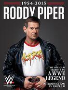 Roddy Piper - The Official Tribute Commemorative Magazine