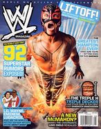 WWE Magazine Aug 2009