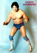 Chavo Guerrero, Sr. 4
