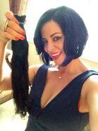 Candice Short Hair 1