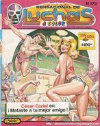 Sensacional de Luchas 179