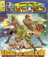 Sensacional de Luchas 388