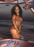 2004 WWE Divas 2005 (Fleer) Jazz 46