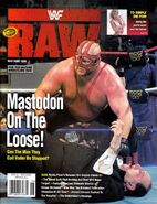 Raw Magazine May June 1996