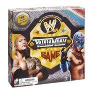 WWE Trivia Mania Game