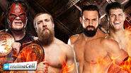 HIAC Tag Team Title Match