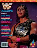 November 1991 - Vol. 10, No. 11