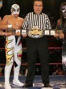 Pequeno Olimpico CMLL World Minis