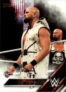 2016 WWE (Topps) Then, Now, Forever Karl Anderson 128