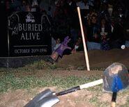 Bured Alive Match