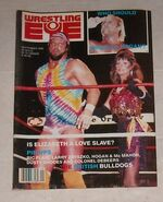 Wrestling Eye - September 1986