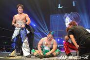 DDT Ryogoku Peter Pan 2013 - harashima-irie