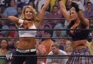 RAW 9-12-05 Ashley and Trish