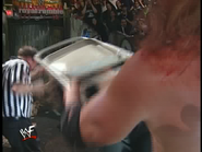 Royal Rumble 2000 HHH with a chair