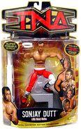 TNA Wrestling Impact 6 Sonjay Dutt