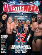 WrestleMania 32 Magazine