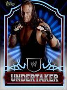 2011 Topps WWE Classic Wrestling Undertaker 72