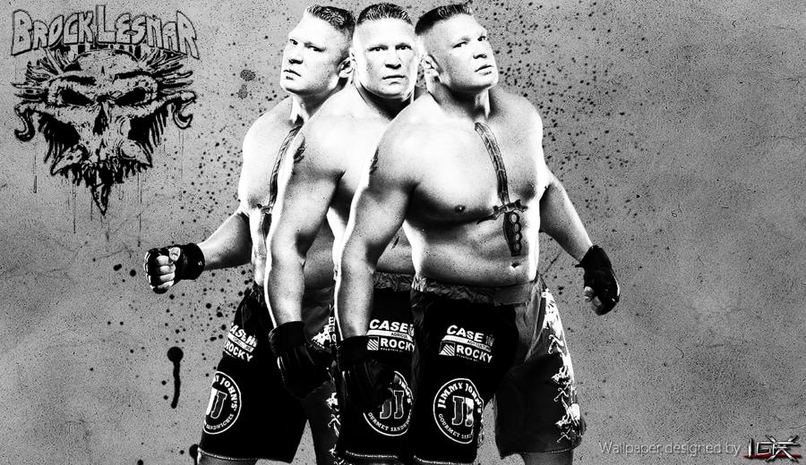 WWE Brock Lesnar 2015 Wallpapers
