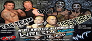 Triple Threat WWP Tag Team Title