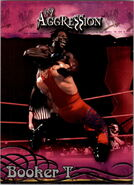 2003 WWE Aggression Booker T 3
