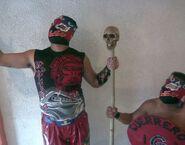 Los Guerreros de Obsidiana