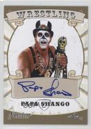 2016 Leaf Signature Series Wrestling Papa Shango 62
