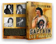 Captain Lou Albano Shoot Interview