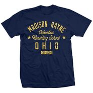 Madison Rayne Columbus Wrestling School Shirt