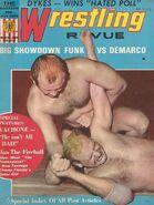 Wrestling Revue - July 1970